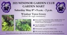 Windsor Garden Club Garden Mart